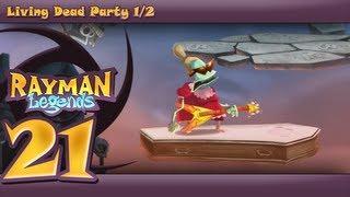 Rayman Legends - Episode 21