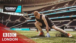 The Trials: Inside London's NFL Academy - BBC London