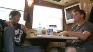 Campfire Talk - Tour bus edition