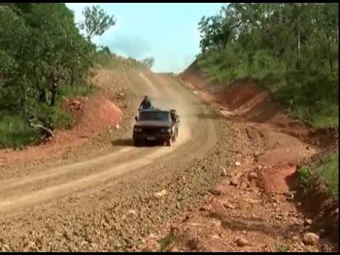 Construção de Estradas Vicinais em Balsas - Ma.
