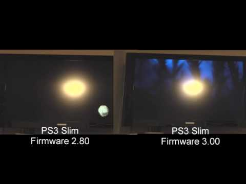 The PS3 Slim Loads Game(s) Faster With Firmware 3.0