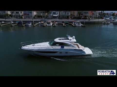 Sea Ray 470 Sundancervideo