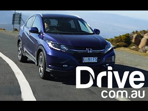 Honda HR-V First Drive Review | Drive.com.au