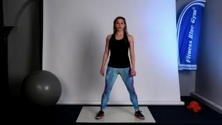Základy aerobiku díl čtvrtý - V step
