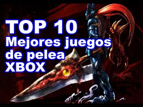 Top Mejores Juegos De Pelea Xbox Clasico