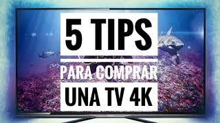 GUIA para comprar una TV 4K HDR!