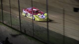 Late Model Heat #1 from Atomic Speedway, March 24th, 2017.