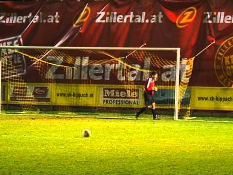 Tirol Cup: Spiel der Runde Hippach - Wattens