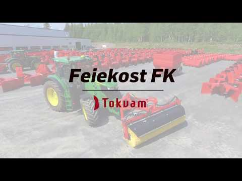 Tokvam Feiekost FK 2,5 - 700 - film på YouTube