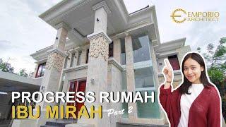 Video Hasil Konstruksi Rumah Villa Bali 2 Lantai Ibu Mirah di  Denpasar, Bali