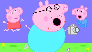 Peppa Pig Official Channel 📸 Baby Peppa Pig and Baby George Pig 's Photo