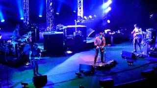 Death Cab For Cutie - We Laugh Indoors @ Brixton Academy, London, 7th July 2011