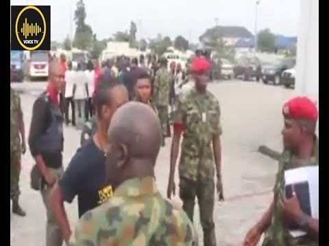 Fresh Trouble For Gov. Wike, Army Parade Aids, Police, With Sensitives Materials