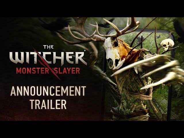 Встречайте The Witcher: Monster Slayer – игру в дополненной реальности по миру Ведьмака