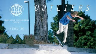 Outliers   Official Trailer   TransWorld Skateboarding [HD]
