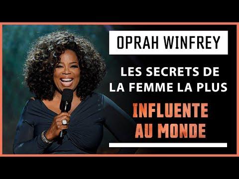 Les secrets du succès et du charisme de Oprah Winfrey !