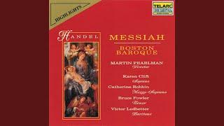 Handel: Messiah: He that dwelleth in heaven - Tenor Recitative
