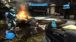 Halo Reach Legendary Edition -  Developer Commentary Part 1