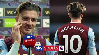 SUBSCRIBE ► http://bit.ly/SSFootballSub PREMIER LEAGUE HIGHLIGHTS ► http://bit.ly/SkySportsPLHighlights  Jack Grealish gave a coy answer when asked whether he has played his last game in an Aston Villa shirt at Villa Park. Grealish's man of the match performance against Arsenal helped move Villa out of the relegation zone with ONE game to go.  Watch Premier League LIVE on Sky Sports here ► http://bit.ly/WatchSkyPL ►TWITTER: https://twitter.com/skysportsfootball ►FACEBOOK: http://www.facebook.com/skysports ►WEBSITE: http://www.skysports.com/football   MORE FROM SKY SPORTS ON YOUTUBE: ►SKY SPORTS CRICKET: https://bit.ly/SubscribeSkyCricket ►SKY SPORTS BOXING: http://bit.ly/SSBoxingSub ►SOCCER AM: http://bit.ly/SoccerAMSub ►SKY SPORTS F1: http://bit.ly/SubscribeSkyF1