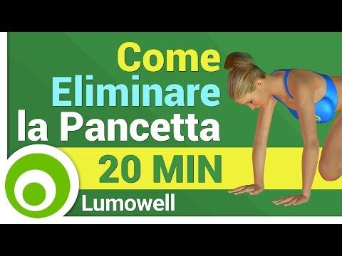 Diminuzione in immunità a perdita di peso