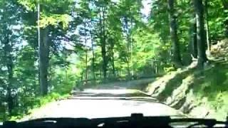 preview picture of video 'Auto-Mitfahrt von Sinzheim zum Fremersberg (Baden-Baden)'