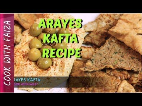 ARAYES KAFTA RECIPE – Urdu / Hindi Recipe *COOK WITH FAIZA*