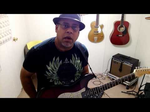 "COVER SONG FROM SHINEDOWN "" SECOND CHANCE"" PLAYED BY LUKE EDGARDO"