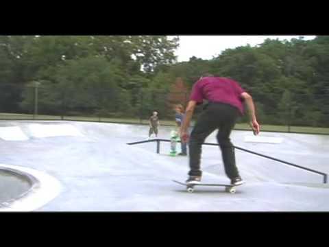 Skate Park Bloomington, IN