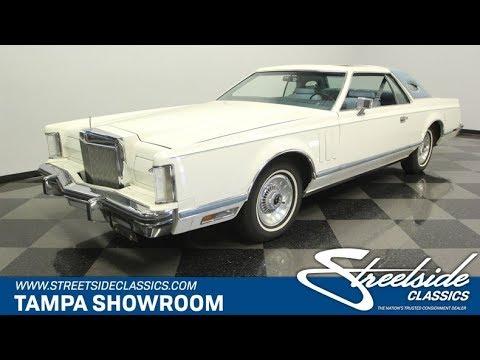 Video of '79 Continental - Q2EZ