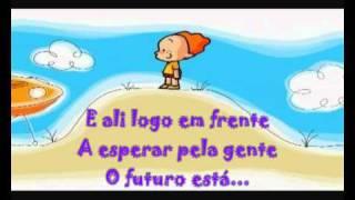 TOQUINHO - AQUARELA ( Legendado ).