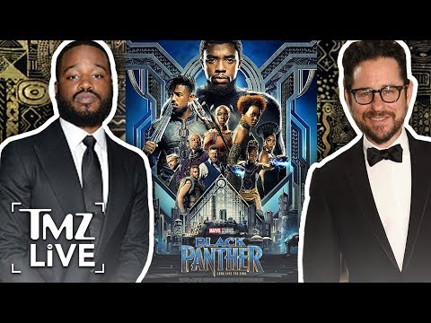[TMZ] Black Panther Sequel Controversy!