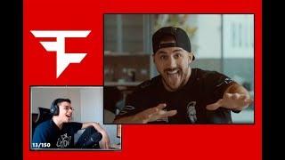 """Myth Reacts """"Nick Mercs Joins FaZe Clan"""""""