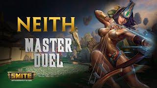 Neith, Este root no es legal - Smite Master Duel S6