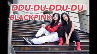 Gambar cover BLACKPINK DDU DU DDU DU Dance Cover By Sandrina & Shinta
