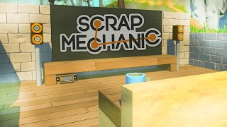 ARCHITEKCI WRACAJĄ DO BUDOWY!  | SCRAP MECHANIC #231