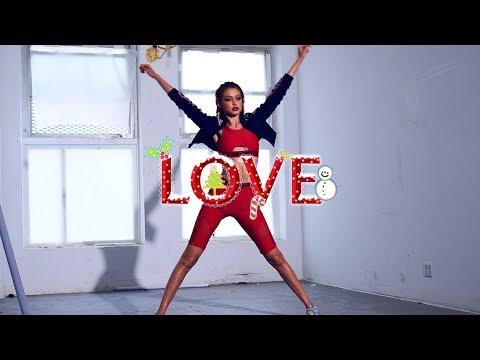 DAY 11: Gigi Hadid by Phil Poynter #LOVEADVENT2017