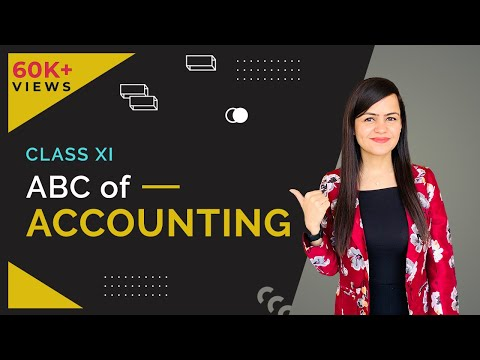 ABC of Accounting | First Live Online Class - 11th Accountancy | Basics of Accounting |