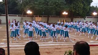 Clapping Drill by Class 9 LMGC 2017