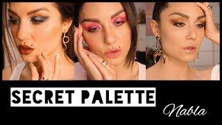 SECRET Palette Nabla 3 MAQUILLAJES  | Dirty Closet