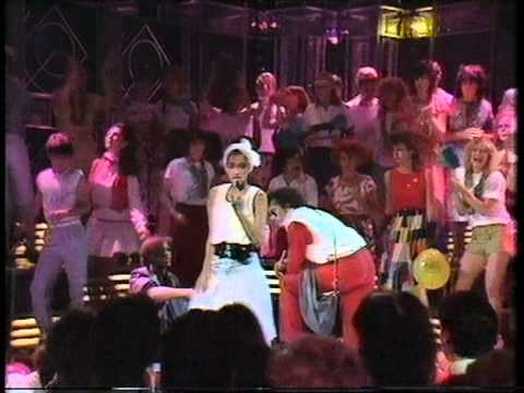 Shalamar - Disappearing Act. Top Of The Pops 1983