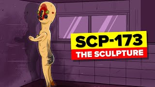 SCP-173 - The Sculpture Tale (SCP Animation & Story)