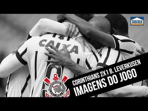 #Jogo | Corinthians 2x1 Bayer Leverkusen