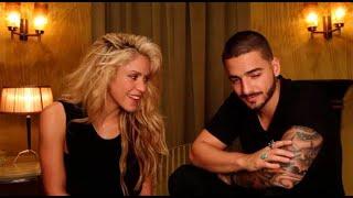 Maluma, Shakira o Lady Gaga podrían interpretar la canción del Mundial