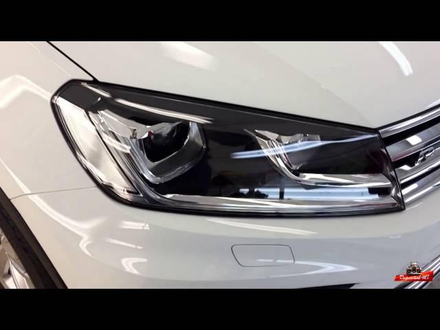 Volkswagen Touareg после обработки Керамик про 9Н