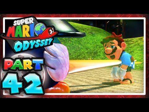 Super Mario Odyssey Part 42 Sticking It Where It Dont Belong
