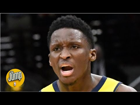 Victor Oladipo is coming back! | The Jump