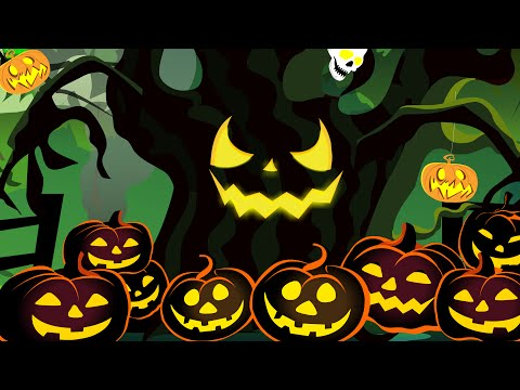 halloween tree original songs scary nursery rhymes kids rhymes