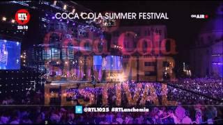 Anna Tatangelo - Muchacha - Live@CocaColaSummerFestival 2' Serata