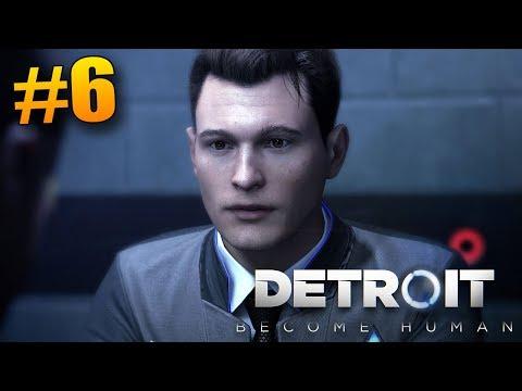 ŠÍLENÁ HONIČKA CELÝM DETROITEM! - Detroit: Become Human #6 CZ/SK