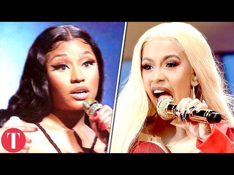 The Truth Behind Nicki Minaj And Cardi B Feud